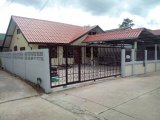 House for Rent Furnished 13,000 baht / month Soi 1 Military Camp Sri Patcharin Khon Kaen..