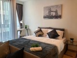 Condo Maestro 07 Victory Monument 1Bed Fully furnished